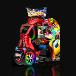 Cruis'n Blast Arcade by Raw Thrills