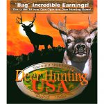 Deer Hunting USA Arcade Flyer