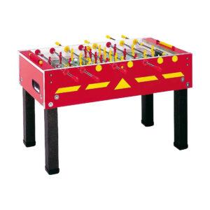 Garlando G-500 Red Outdoor Foosball Table