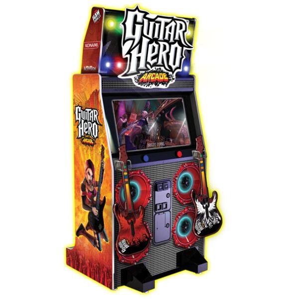 Guitar Hero Arcade by Raw Thrills