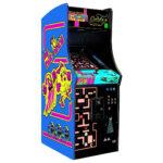 Ms Pac-Man - Galaga Arcade