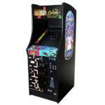 Ms Pac-Man – Galaga Arcade
