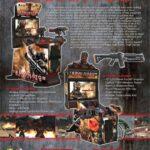 Terminator Salvation Arcade Flyer