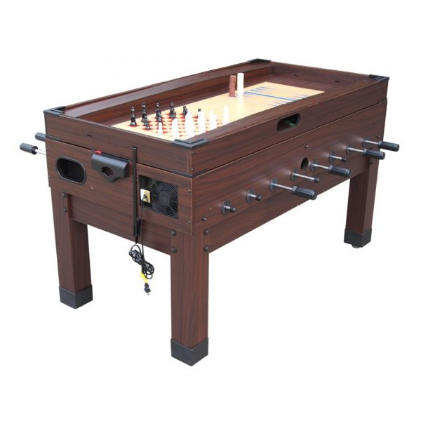 13 in 1 Combination Game Table Espresso 5