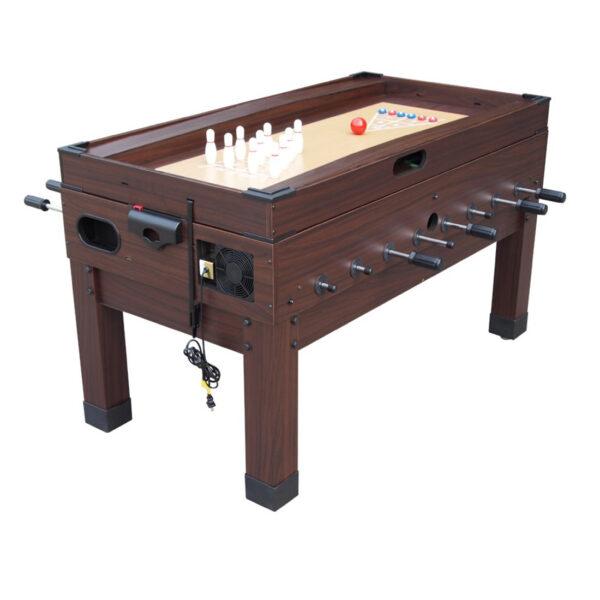 13 in 1 Combination Game Table Espresso 6