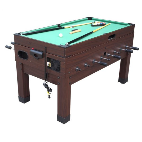 13 in 1 Combination Game Table Espresso 7
