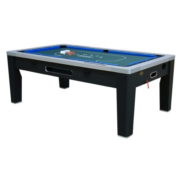 6 in 1 Multi Game Table Black 3