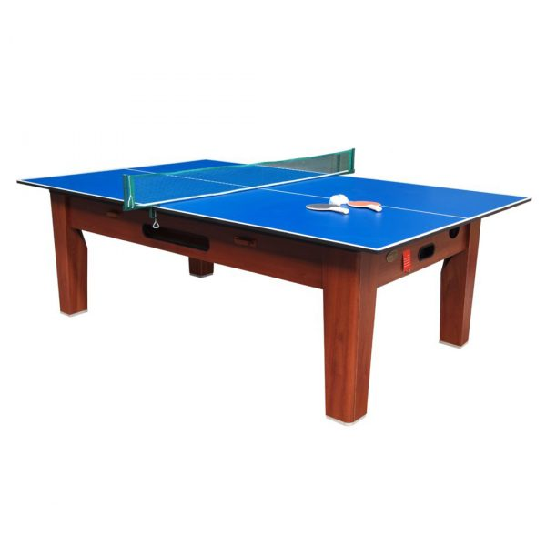 6 in 1 Multi Game Table Cherry 3