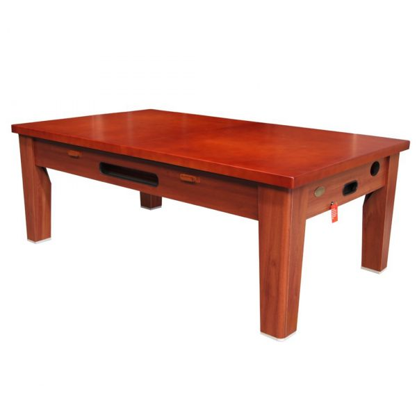 6 in 1 Multi Game Table Cherry 6