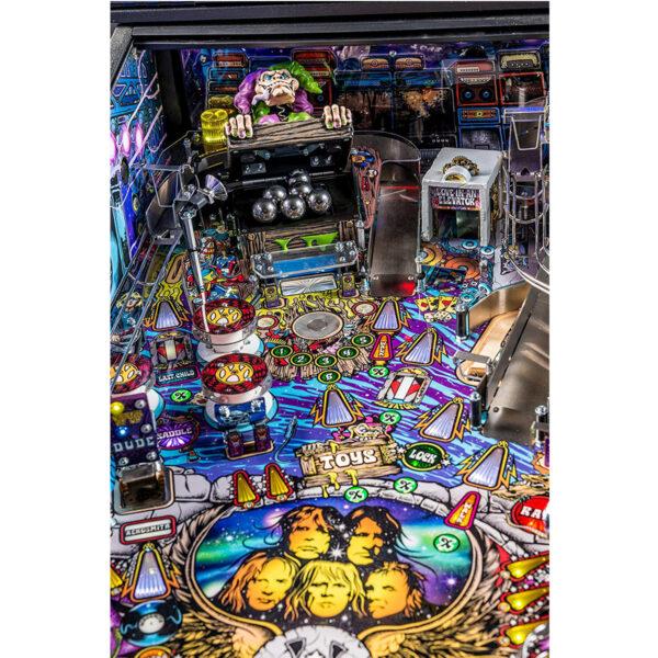 Aerosmith Pro Pinball Machine 1