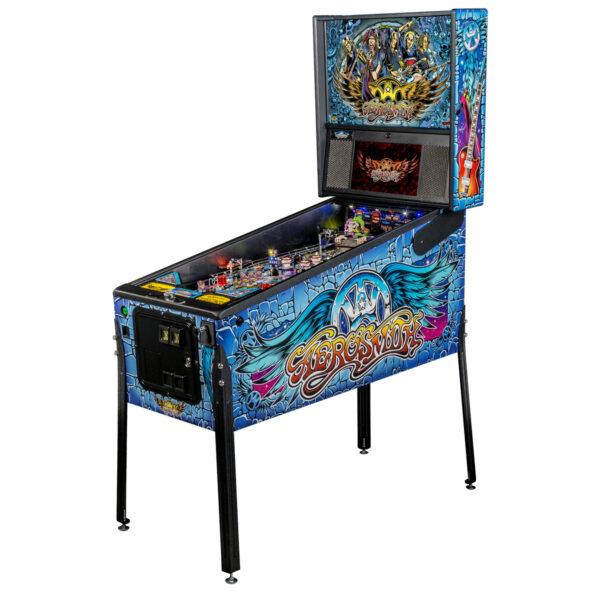 Aerosmith Pro Pinball Machine Cover