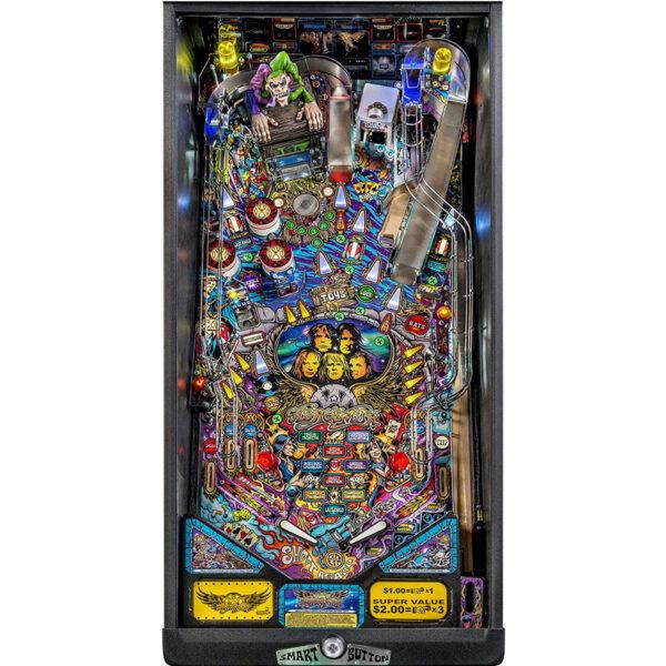 Aerosmith Pro Pinball Machine Playfield 1
