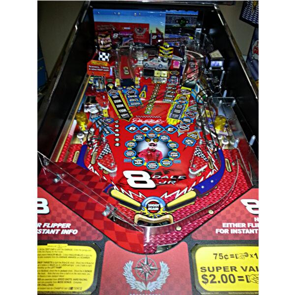 Dale Earnhardt Jr Pinball Machine