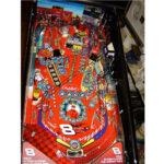 Dale Earnhardt Jr Pinball Playfield
