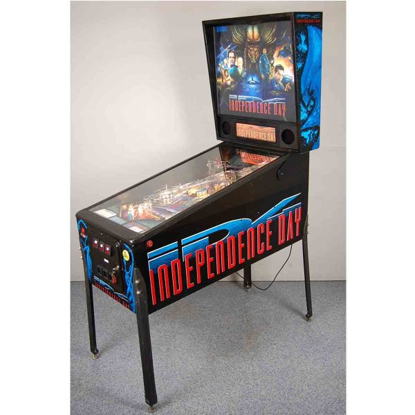 Independence Day Pinball Cover 2