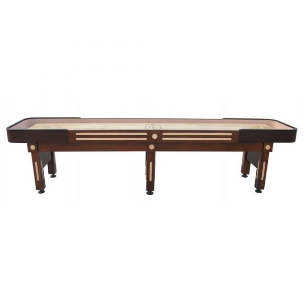 The Majestic Shuffleboard Table Walnut 3