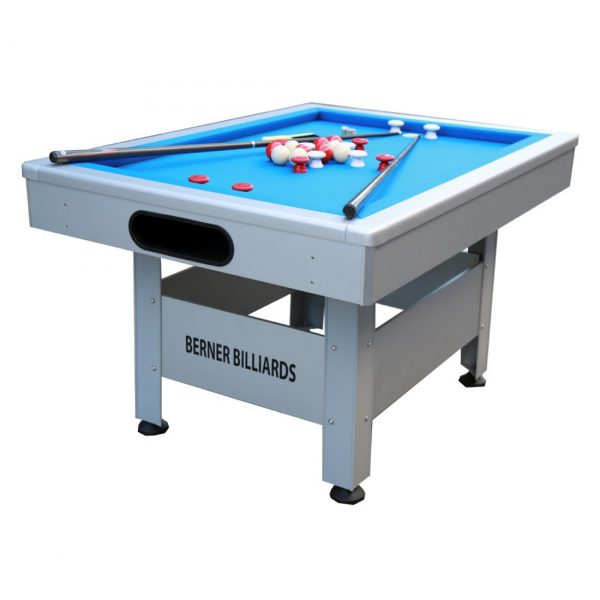 The Orlando Outdoor Weatherproof Bumper Pool Table 1