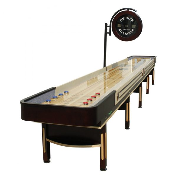 The Pro Shuffleboard Table 1