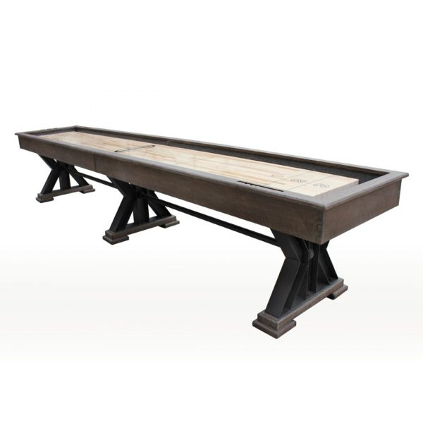 The Weathered Shuffleboard Table 4