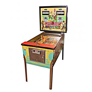 Winner Pinball Machine by Williams Electronics