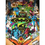 Batman Forever Pinball Machine