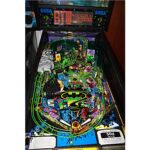 Batman Forever Pinball Playfield