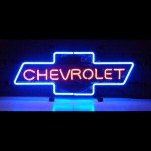Chevrolet Neon Sign