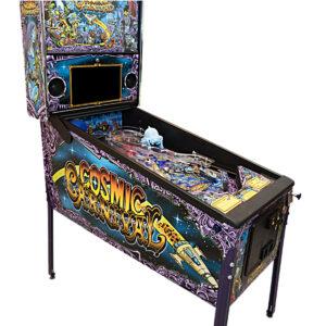 Cosmic Carnival Pinball Machine