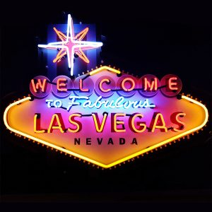 Las Vegas Neon Sign