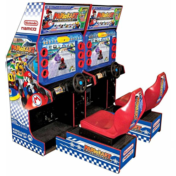 Mario Kart Arcade GP Cover