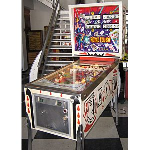 Royal Flush Pinball Machine