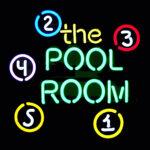 Billiards Themed Neon Sign