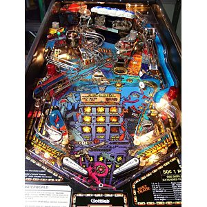 Waterworld Pinball Machine Playfield