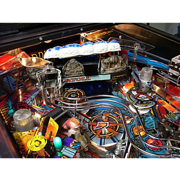 Waterworld Pinball Machine | Elite Home Gamerooms