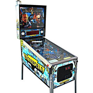 Waterworld Pinball Machine