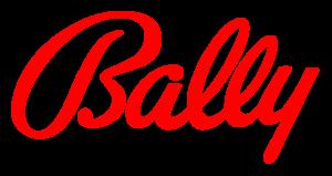 Bally Pinball Logo