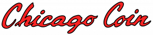 Chicago Coin Pinball Logo
