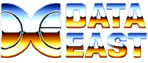 Data East Pinball Logo