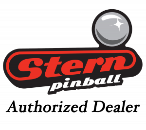 Stern Pinball Authorized Dealer