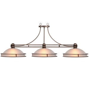 Classic Glass Shades Billiard Light Fixture