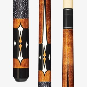 Energy Pool Cues by Players - Antique Stained Maple