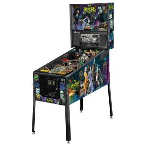 Munsters Premium Pinball Color Edition