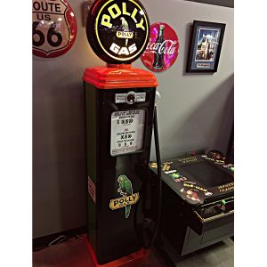 Polly Replica Gas Pump