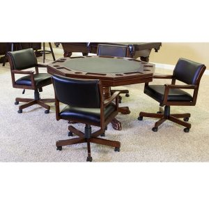 """C.L. Bailey 54"""" Game Table Set"""
