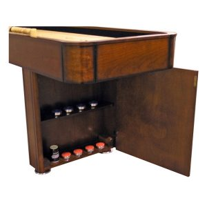 C.L. Bailey Shuffleboard Table Storage Compartment