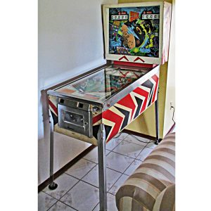 Outer Space Pinball Machine by Gottlieb
